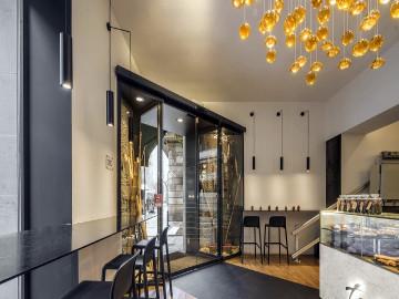 健康食品餐厅设计-餐厅设计