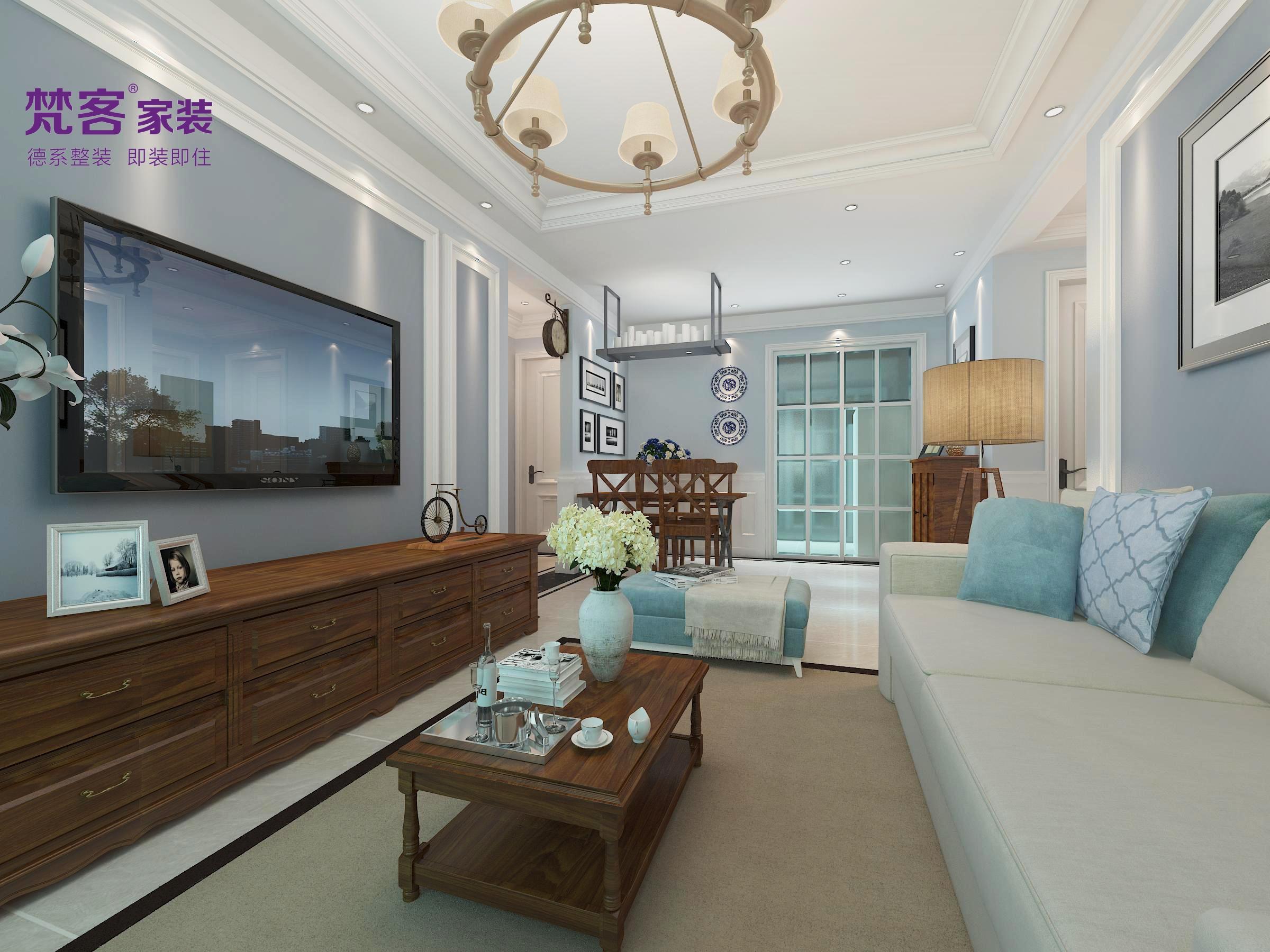 简约 欧式 三居 客厅图片来自乐粉_20180315102349513在雅境新风尚的分享