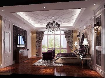 金隅翡丽低调奢华别墅设计