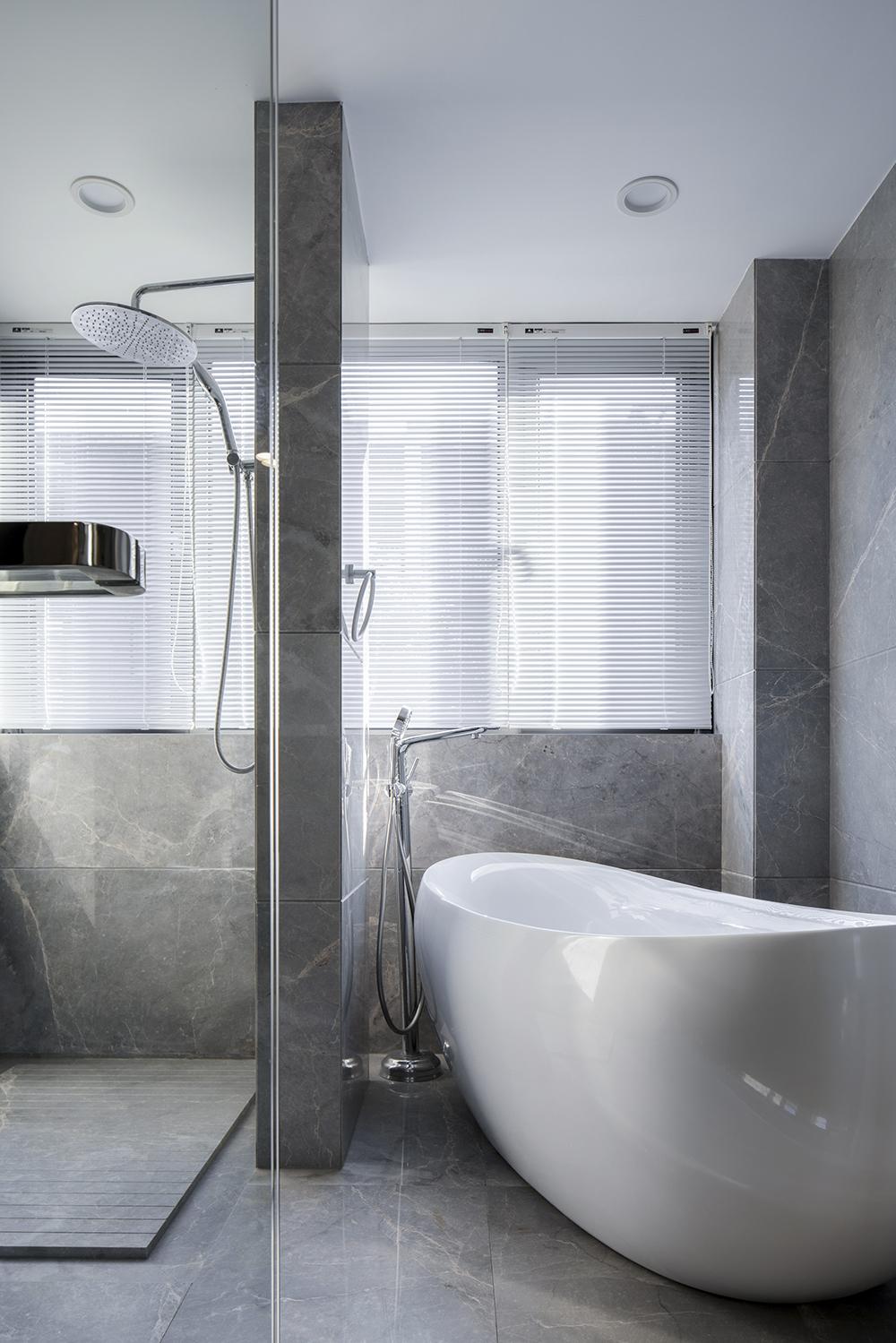 简约 混搭 三居 别墅 白领 收纳 80后 小资 卫生间图片来自7KK DESIGN在如何把236平方改造成400平方使用的分享