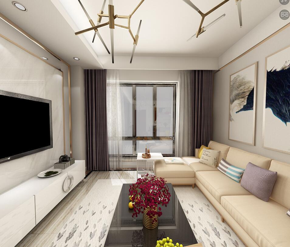 小资 三居 客厅图片来自福州有家装饰-小彭在融侨悦成-吴琴的分享