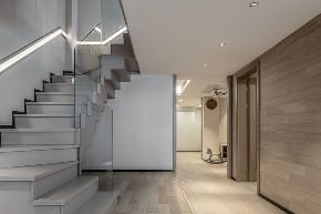 简约 混搭 三居 别墅 白领 收纳 80后 小资 楼梯图片来自7KK DESIGN在如何把236平方改造成400平方使用的分享