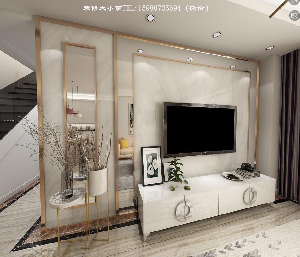 客厅图片来自福州有家装饰-小彭在融侨悦成-吴琴的分享