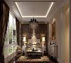320平米华贸铂金墅别墅设计