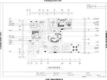 鲁能7号院226平米欧式风别墅装修