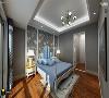 中海天钻-现代风格-三居室