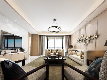 前海时代CEO公馆-简约-四居室