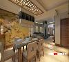 信达尚城133平东南亚风格