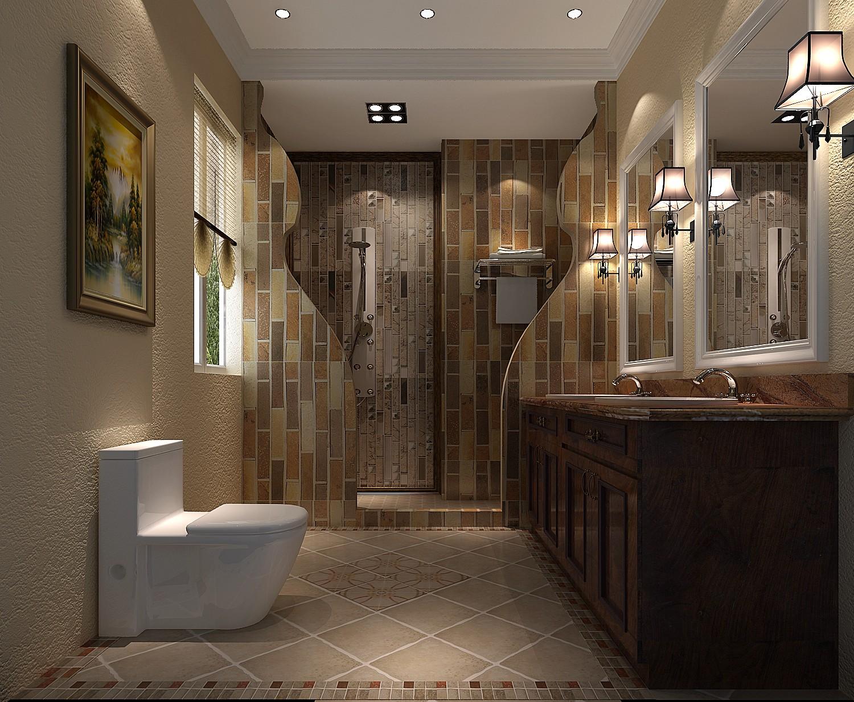 别墅装修 别墅设计图片来自北京高度国际在潮白河孔雀城300平米装修的分享