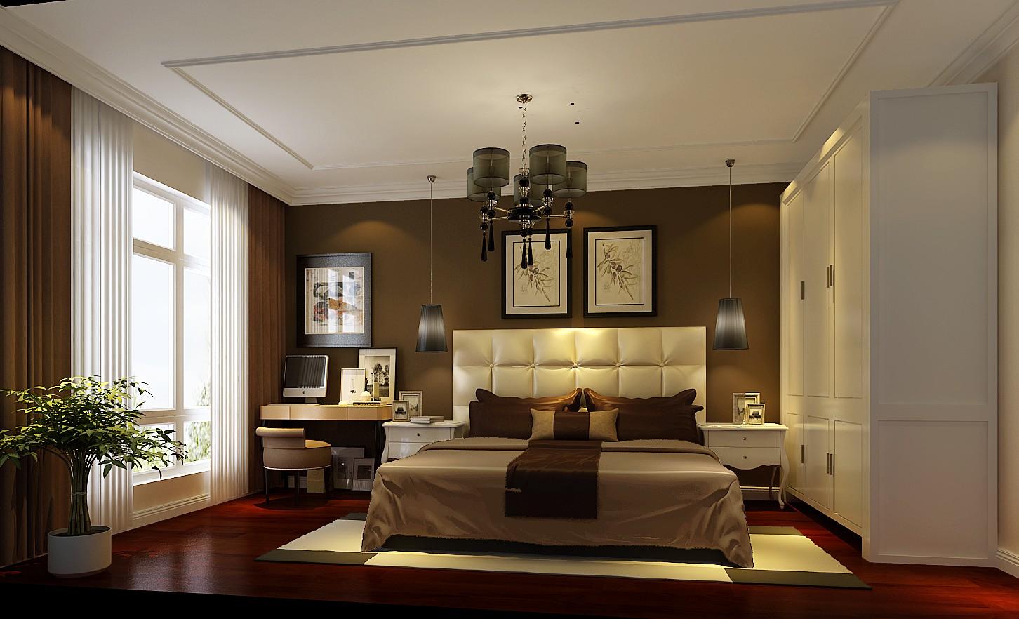 别墅装修 别墅设计 现代简约装图片来自北京高度国际在昌平科技园180平米现代简约风格的分享