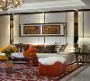 愛尚·樂居的设计理念都源自于法国奢侈品牌爱马仕的经典创意,设计师把其中的创意元素加以组合和升华,设计出符合美感的家居定制。