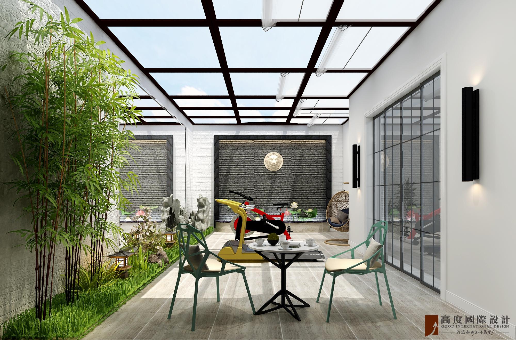 别墅 复式 跃层 大户型 80后 小资 其他图片来自高度国际姚吉智在金科王府500平米北欧极简主义的分享