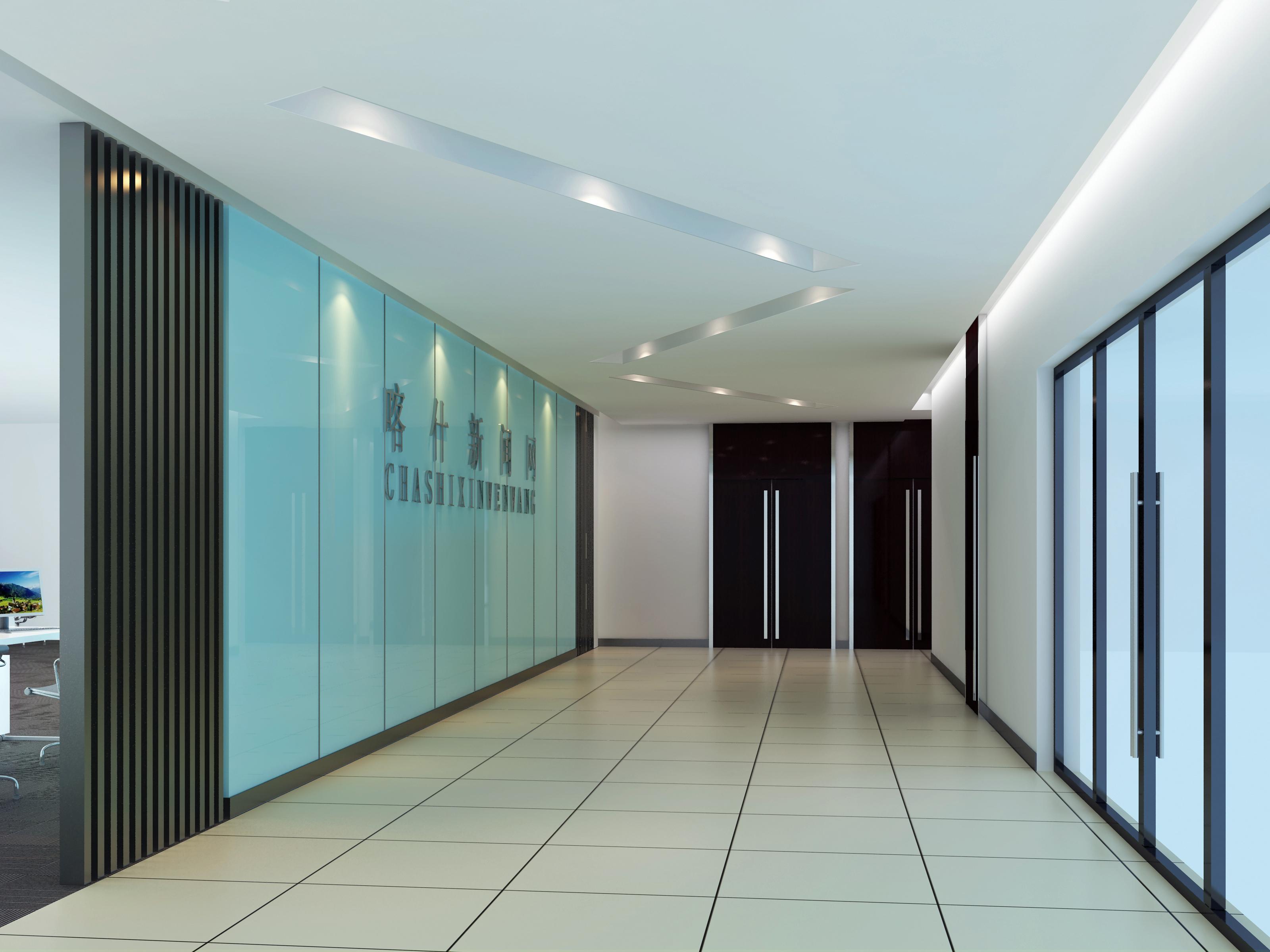 图片来自春城好宅国际设计机构在工装项目办公室的分享