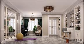 新古典 法式 别墅 跃层 复式 大户型 80后 小资 其他图片来自高度国际姚吉智在八达岭孔雀城300平米法式新古典的分享
