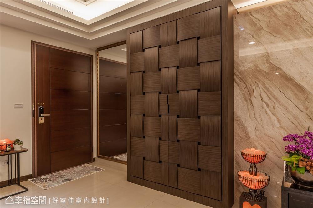 四居 现代简约 装修风格 装修设计 室内设计 其他图片来自幸福空间在139平!经典不败好感加乘!的分享