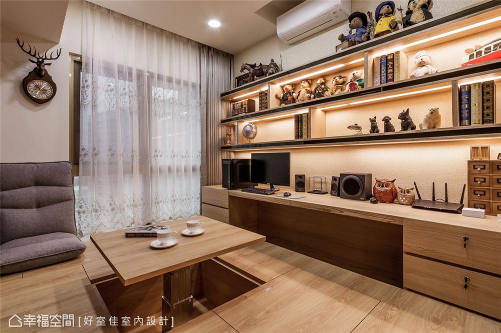 四居 现代简约 装修风格 装修设计 室内设计 客厅图片来自幸福空间在139平!经典不败好感加乘!的分享