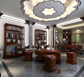 中式 别墅 跃层 复式 大户型 小资 北京院子 其他图片来自高度国际姚吉智在北京院子500平米中式独院的分享