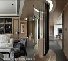 为凝聚空间焦点,森境X王俊宏设计团队将「洗手台」移到廊道中,让设计想像转化为视觉意象,赋予新时代的意