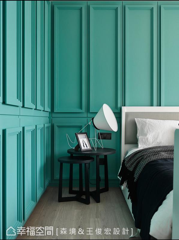 四居 现代风格 小资 装修风格 设计风格 居家风格 卧室图片来自幸福空间在230平!福田旅居,敞心驿站!的分享