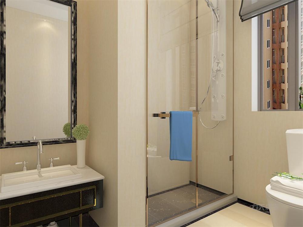 简约 二居 白领 卫生间图片来自阳光放扉er在【力天装饰】奥莱城 108㎡ 现代的分享