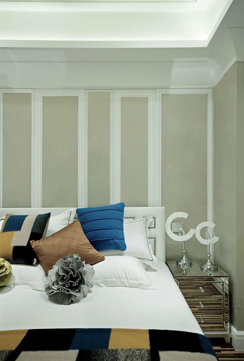 现代 欧式 简约 客厅图片来自成都二十四城装饰公司在纯净高雅-简约欧式风格的分享