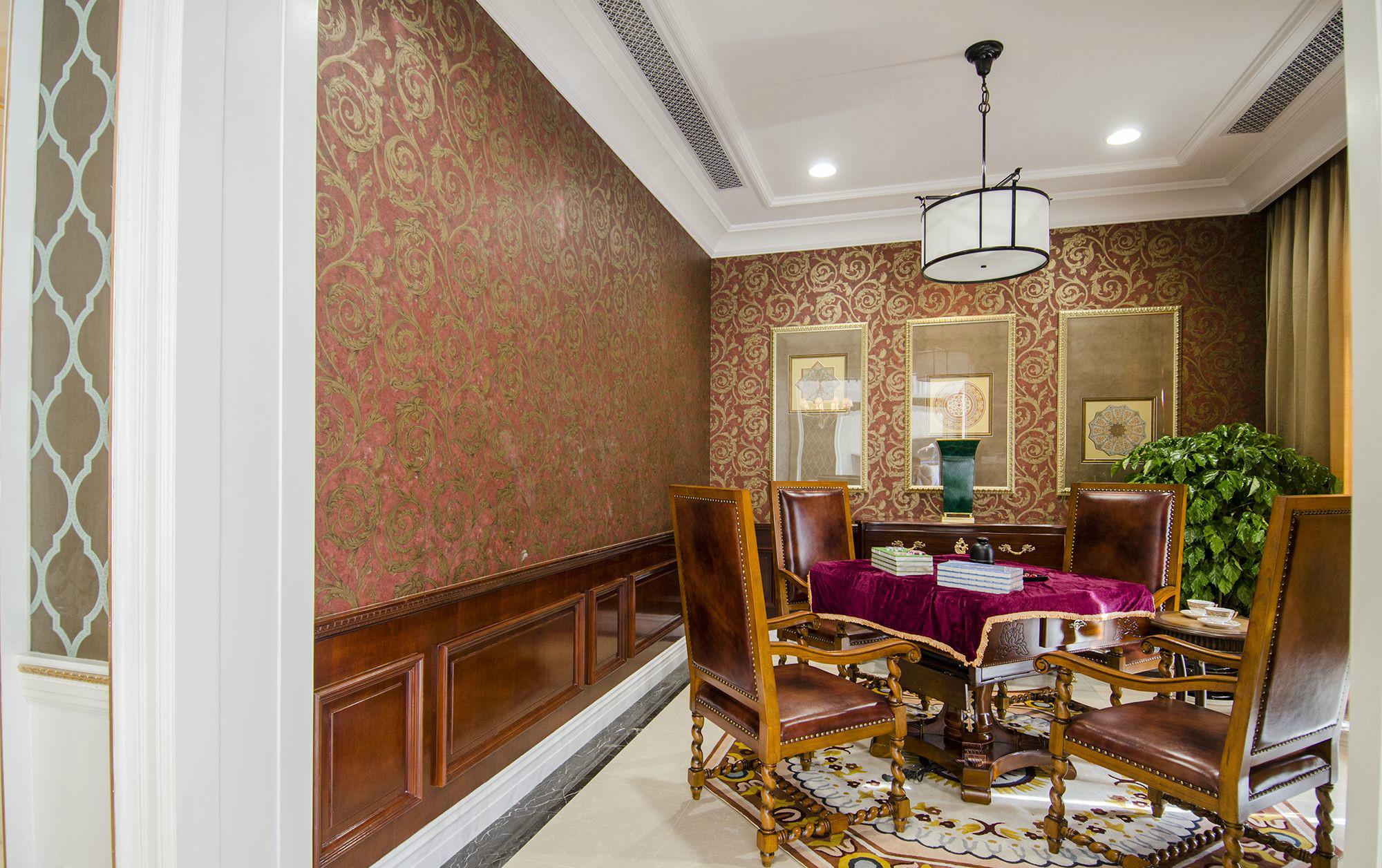 其他图片来自北京高度国际在大气,高贵--欧式别墅的分享