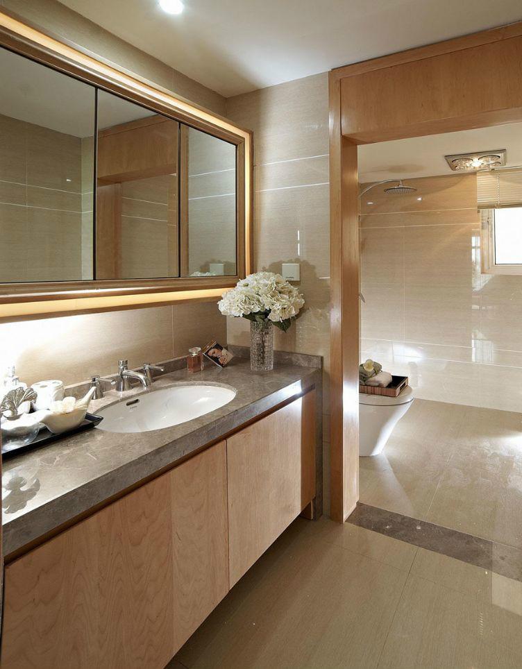 混搭 三居 人居东御佲 卫生间图片来自成都二十四城装饰公司在休闲舒适混搭主义的分享