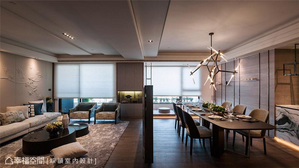 奢华风格 复古风格 幸福空间 居家风格 80后 客厅图片来自幸福空间在310平,微奢诗意生活就像艺术的分享