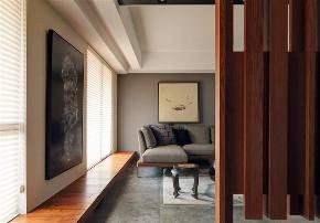 中式 新中式 玄关图片来自成都二十四城装饰公司在『淡墨香』- 新中式风格的分享