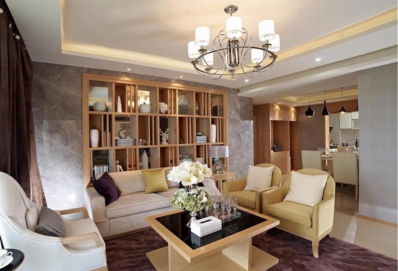 混搭 三居 人居东御佲 客厅图片来自成都二十四城装饰公司在休闲舒适混搭主义的分享