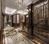 香水湾别墅项目装修欧美风格设计,上海腾龙别墅设计师孔继民作品,欢迎品鉴