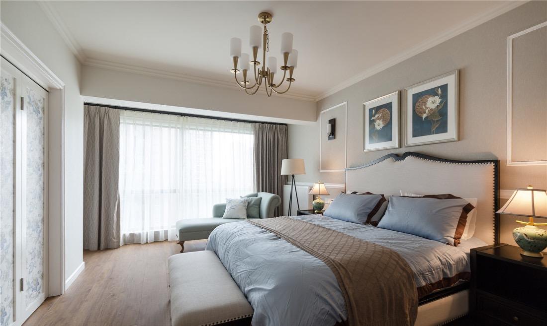 中式 卧室图片来自言白设计在中国风的分享