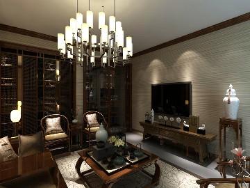 隆河谷320平美式风格别墅