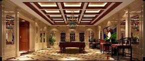新古典 别墅 复式 跃层 大户型 小资 欧式 其他图片来自高度国际姚吉智在鱼梁洲900平米新古典独栋别墅的分享