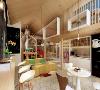 长沙500㎡早教中心设计+装修