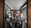 高雅成熟的别墅设计--新中式