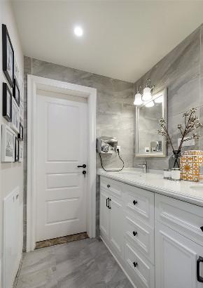 三居 中式 卫生间图片来自言白设计在中式的分享