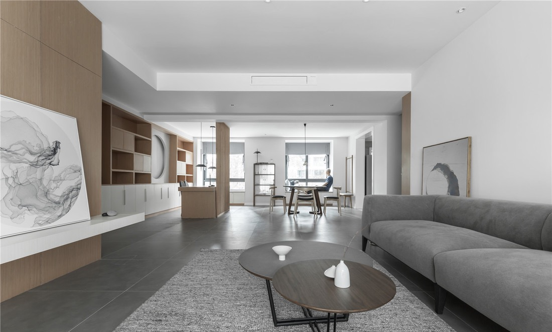 客厅图片来自言白设计在味道的分享