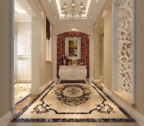简约 欧式 别墅 收纳 玄关图片来自北京高度国际-陈玲在龙山逸墅欧式风格案例的分享