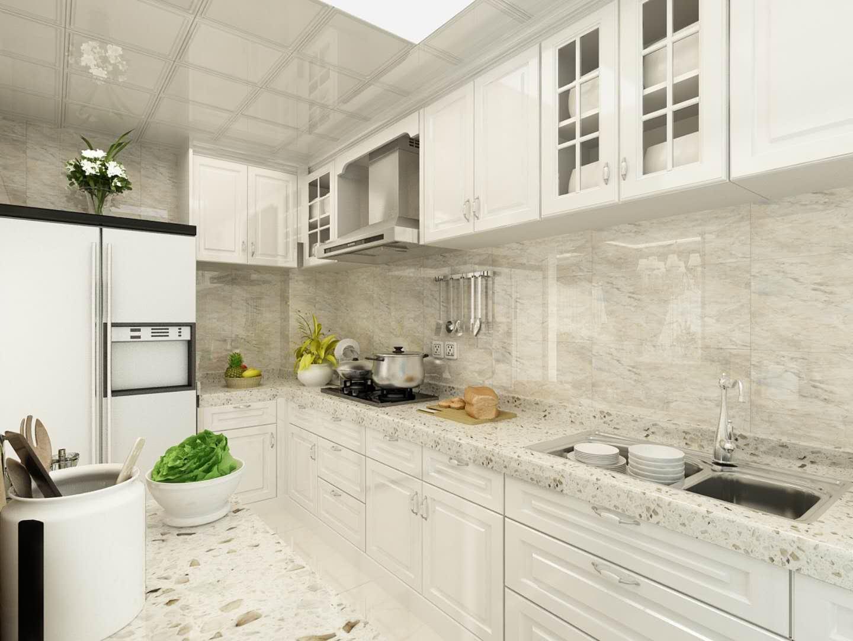 简约 三居 白领 收纳 小资 80后 欧式 厨房图片来自怀艺装饰在简美风格你值得拥有的分享