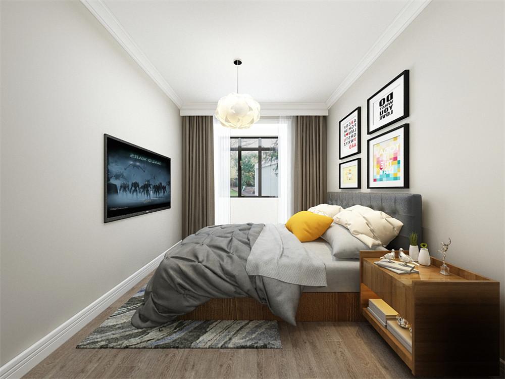 三居 小资 欧式 卧室图片来自阳光力天装饰在【力天装饰】东亚风尚国际北欧的分享