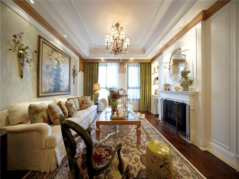 其他图片来自北京高度国际在欧式风格的高贵与优雅的分享