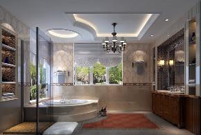 新古典 装修 原创 卫生间图片来自北京高度国际-陈玲在石上清泉——欧式新古典的分享