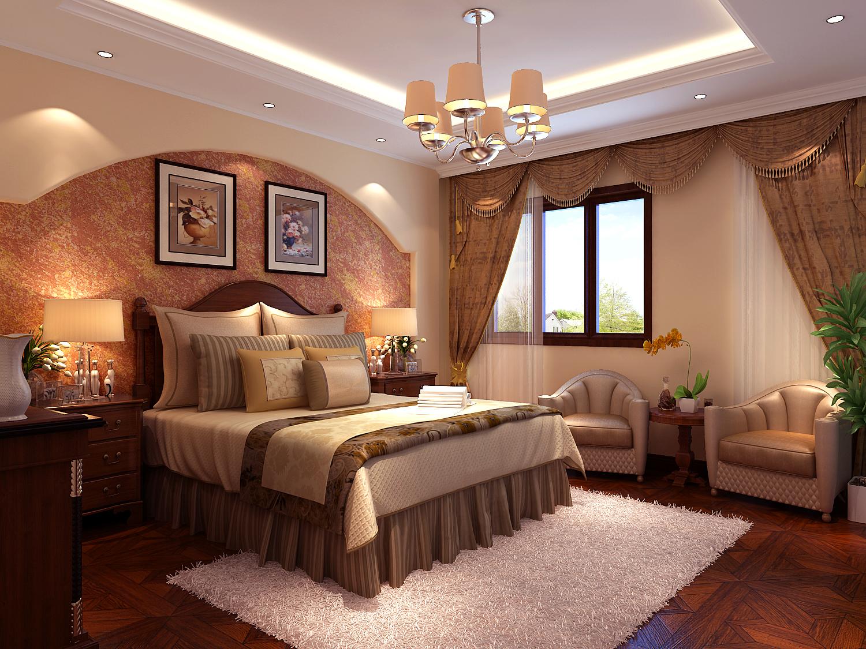 托斯卡纳 联排 卧室图片来自北京高度国际-陈玲在大运河孔雀城——托斯卡纳的分享
