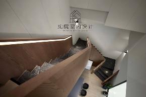简约 样板 现代 楼梯图片来自沈院在留白艺术的分享