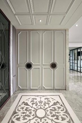 西山艺境 新古典 玄关图片来自别墅设计师杨洋在西山艺境古典低奢装修设计的分享