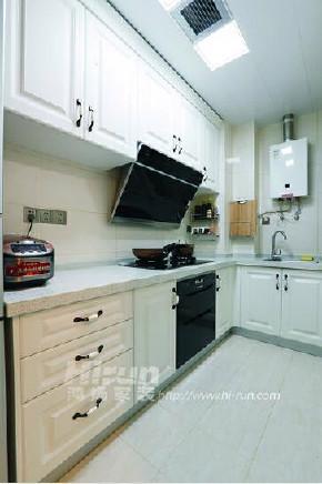 简约 欧式 田园 二居 收纳 白领 厨房图片来自鸿扬家装武汉分公司在美联时光里63平-鸿扬家装的分享