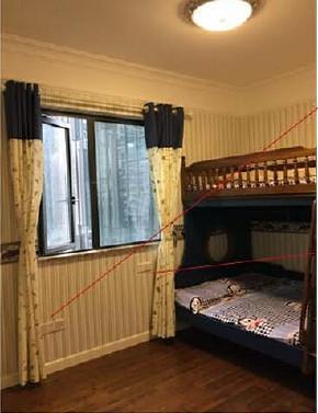 简约 欧式 田园 二居 白领 收纳 小资 80后 儿童房图片来自鸿扬家装武汉分公司在长城坐标城97平-鸿扬家装的分享