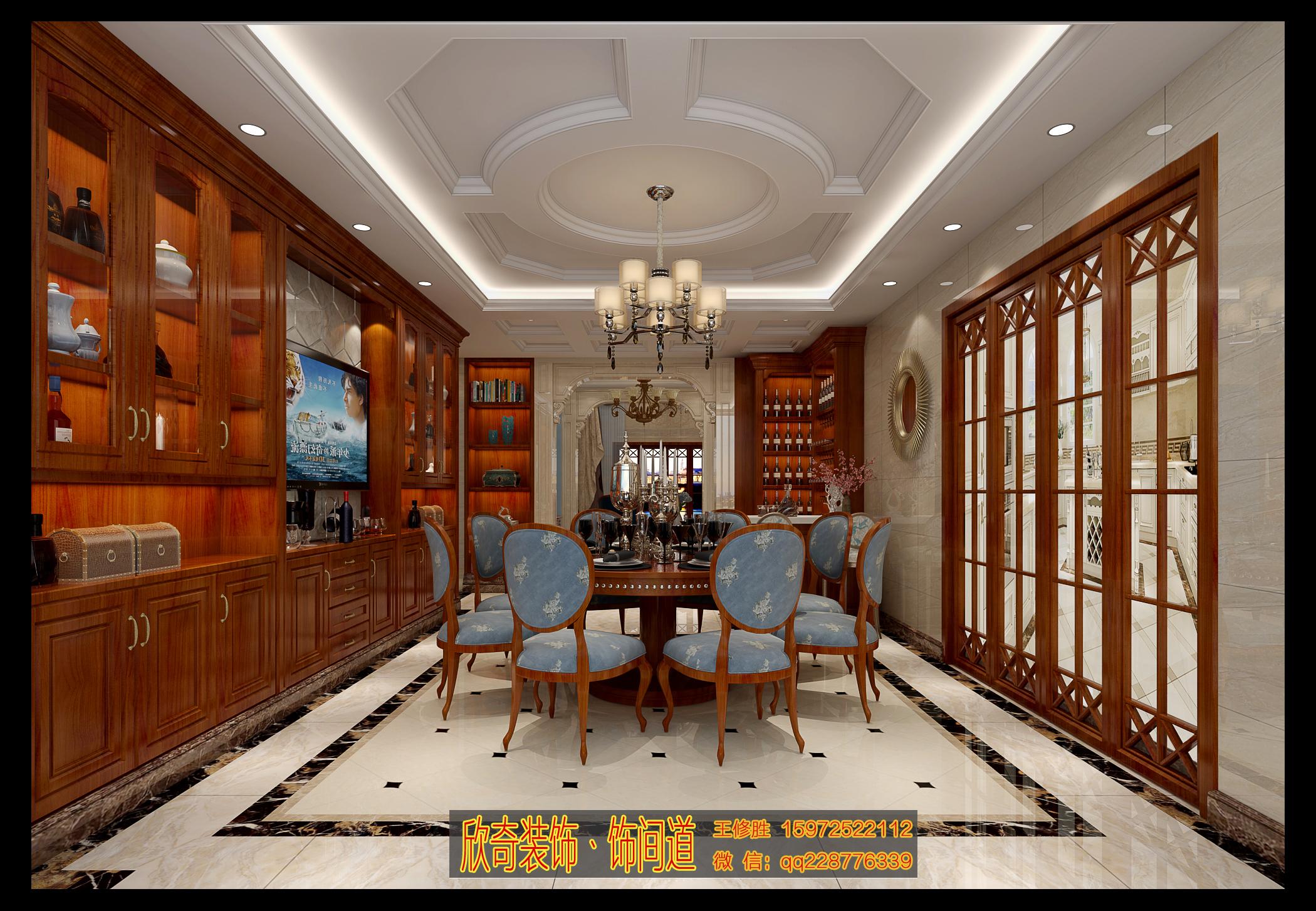 混搭 餐厅 客厅图片来自王者修胜在复试的一个风情的分享