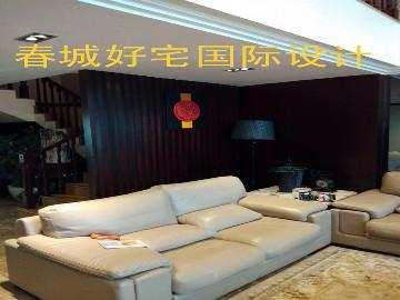 中式风格,云玺大宅